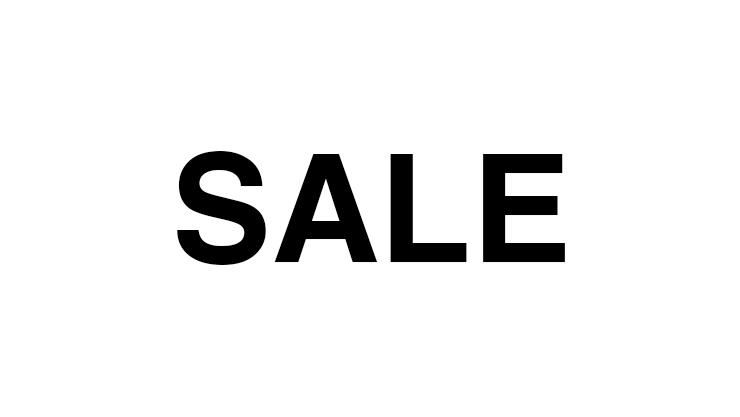2018-19 WINTER SALE・福袋販売日程のお知らせ